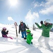 Winterurlaub in Wagrain / Kleinarl - Hotel Wagrainerhof