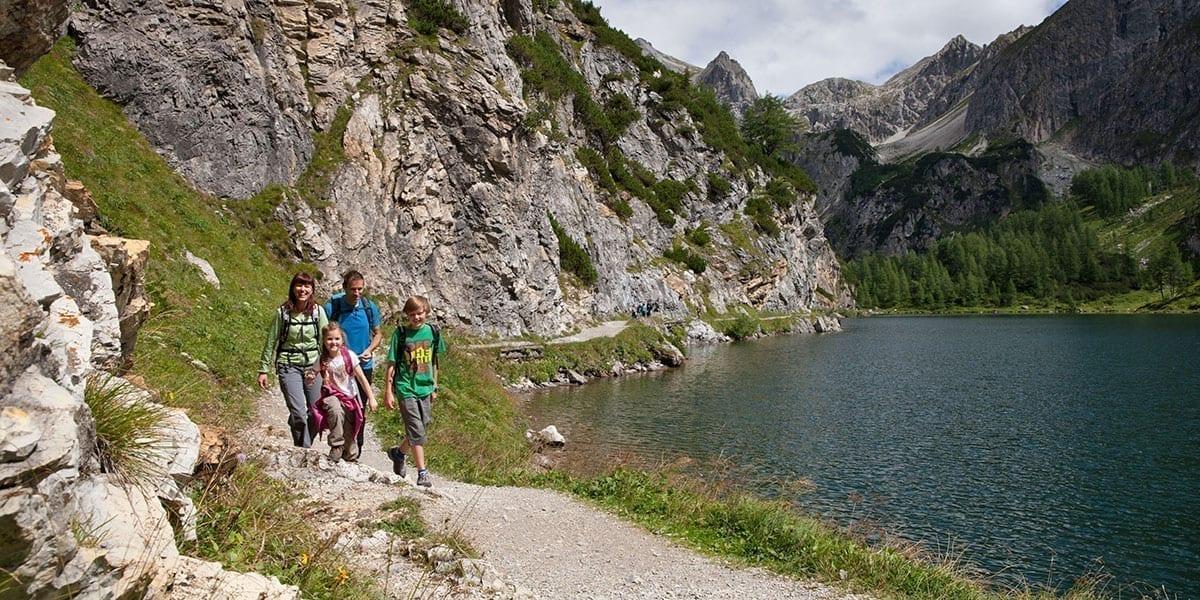 Wanderurlaub, Familienurlaub in Wagrain-Kleinarl