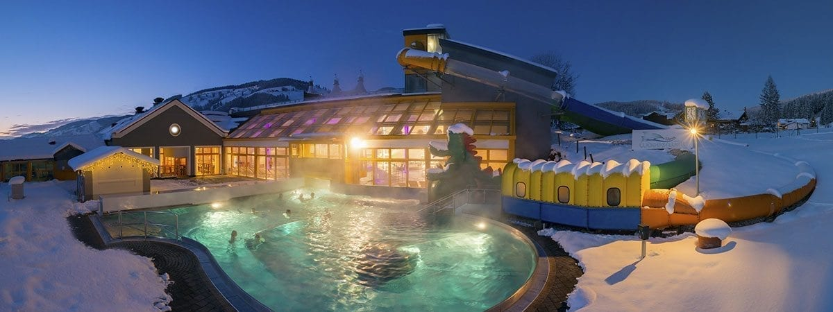 Wasserwelt Wagrain, Salzburger Land