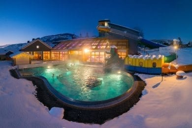 Wasserwelt Wagrain, täglich kostenloser Eintritt für Wagrainerhof-Gäste