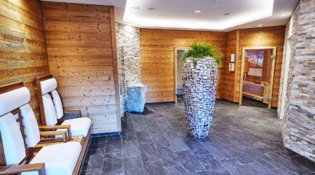 Wellnessbereich im Hotel Wagrainerhof in Wagrain