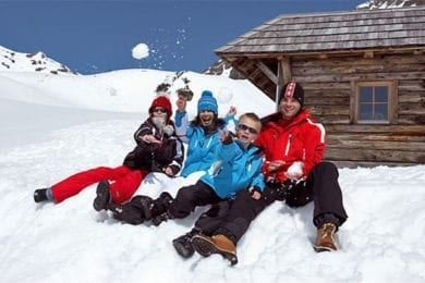 Winterurlaub in Ski amadé