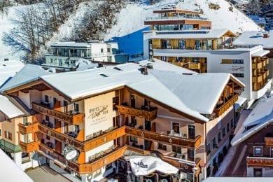 Winterurlaub & Skiurlaub im Hotel Wagrainerhof